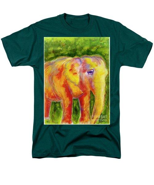 Elle Men's T-Shirt  (Regular Fit) by Beth Saffer