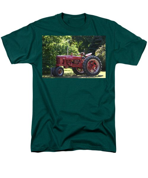 Farmall's End Of Day Men's T-Shirt  (Regular Fit) by Denyse Duhaime