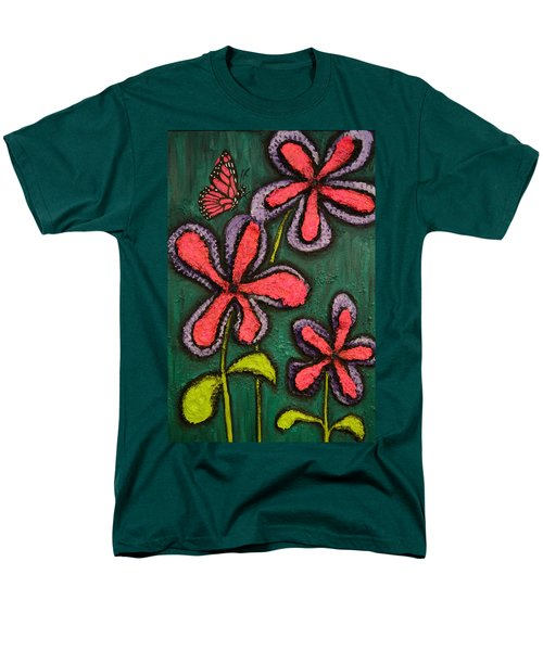 Flowers 4 Sydney Men's T-Shirt  (Regular Fit) by Shawn Marlow