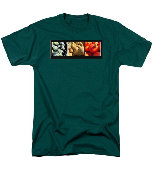 Men's T-Shirt  (Regular Fit) featuring the photograph Colors Of Autumn 1 by Tina M Wenger