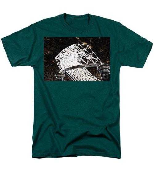 Gazebo 3 Men's T-Shirt  (Regular Fit) by Minnie Lippiatt