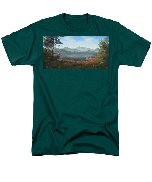 Girls Day Out Men's T-Shirt  (Regular Fit) by Duane R Probus