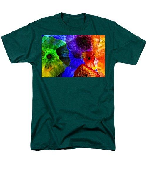Glass Palette Men's T-Shirt  (Regular Fit) by Kasia Bitner