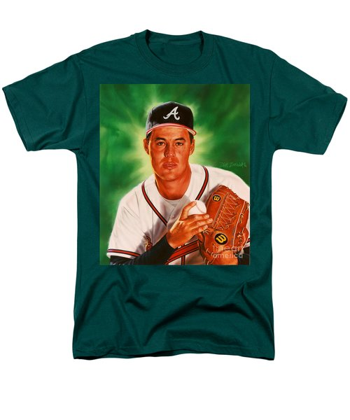 Greg Maddux Men's T-Shirt  (Regular Fit)