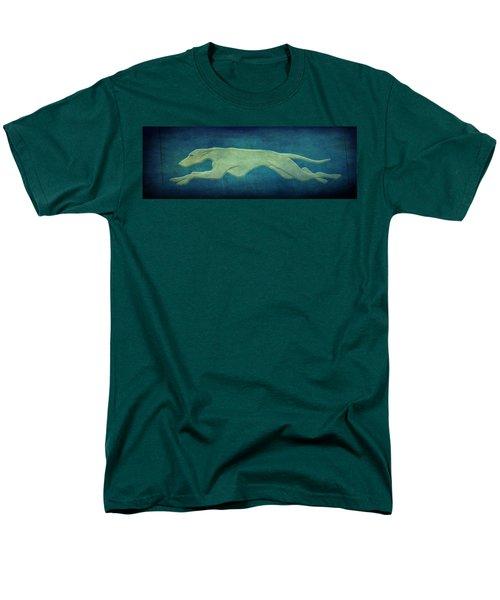 Greyhound Men's T-Shirt  (Regular Fit) by Sandy Keeton
