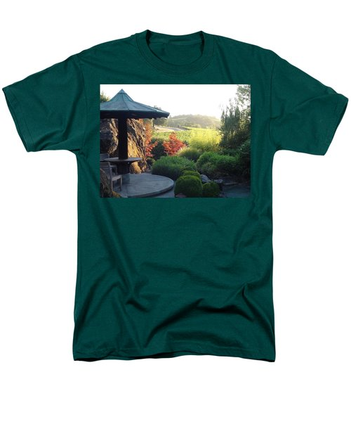 Men's T-Shirt  (Regular Fit) featuring the photograph Hide Out 2 by Shawn Marlow