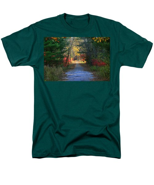 Men's T-Shirt  (Regular Fit) featuring the photograph Homeward Bound by Neal Eslinger