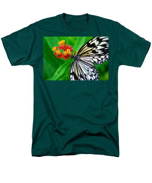 Idea Leuconoe Men's T-Shirt  (Regular Fit) by Carsten Reisinger
