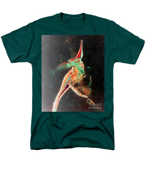 Men's T-Shirt  (Regular Fit) featuring the painting In Jest by Jacqueline McReynolds
