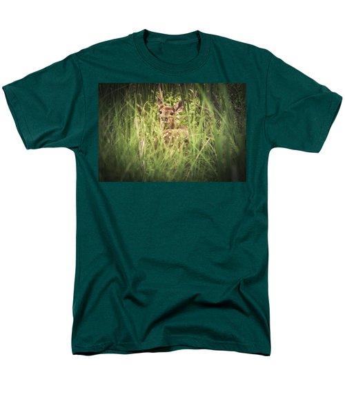 In The Tall Grass Men's T-Shirt  (Regular Fit)