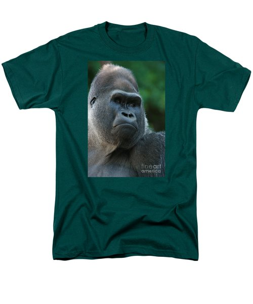 Men's T-Shirt  (Regular Fit) featuring the photograph Indifference by Judy Whitton