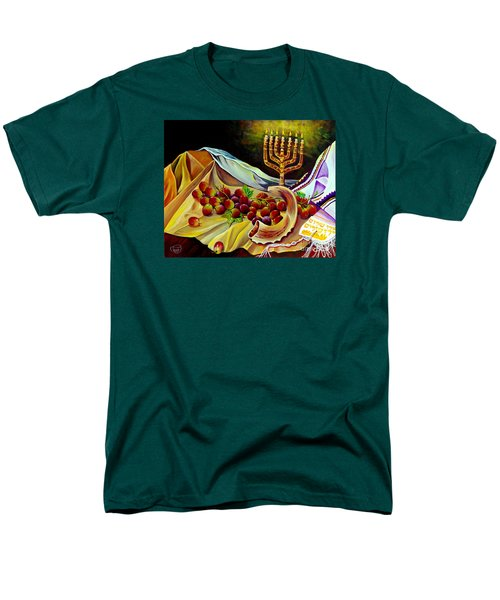 Intercession Men's T-Shirt  (Regular Fit) by Nancy Cupp