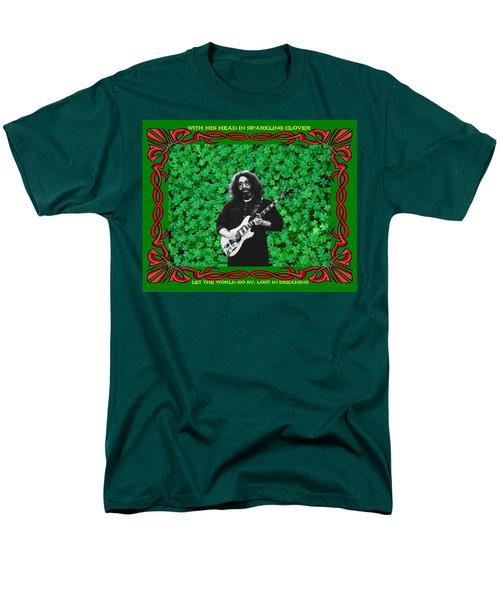 Men's T-Shirt  (Regular Fit) featuring the photograph Jerry Clover 3 by Ben Upham