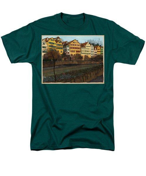 Judith's Walk Men's T-Shirt  (Regular Fit) by Meg Shearer