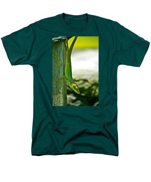 Just Hanging... Men's T-Shirt  (Regular Fit) by Lehua Pekelo-Stearns