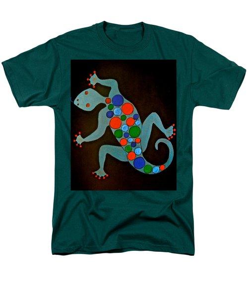 Lizard Men's T-Shirt  (Regular Fit) by Stephanie Moore
