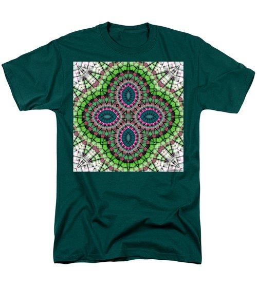 Mandala 111 Men's T-Shirt  (Regular Fit) by Terry Reynoldson