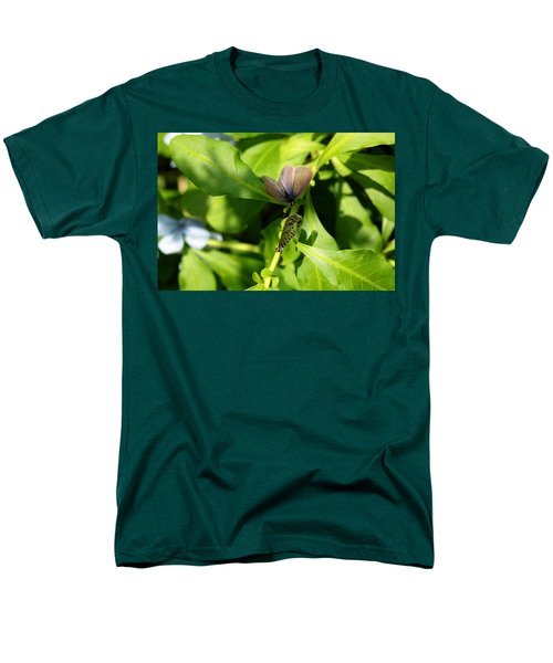 Men's T-Shirt  (Regular Fit) featuring the photograph Mating Dance by Greg Allore