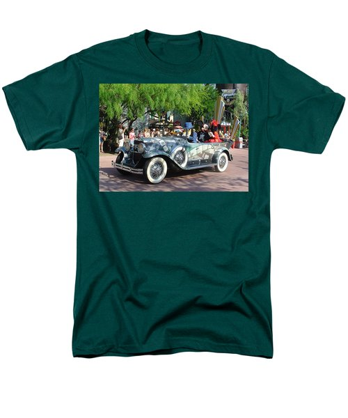 Men's T-Shirt  (Regular Fit) featuring the photograph Mgm Famous 4 by David Nicholls