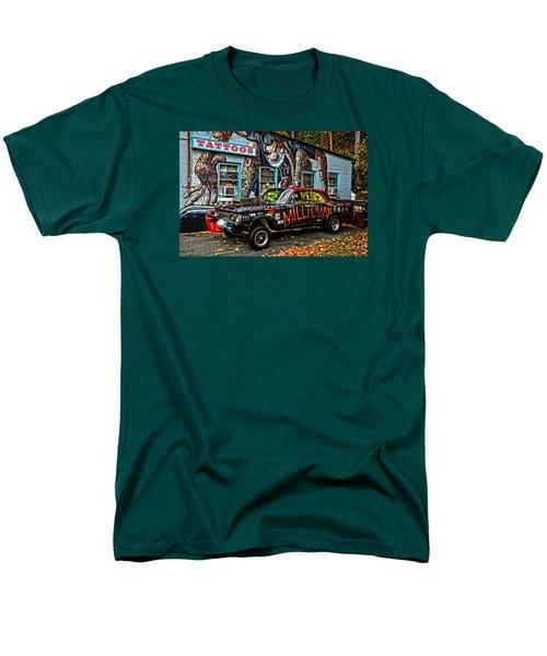 Milltown's Edsel Comet Men's T-Shirt  (Regular Fit)