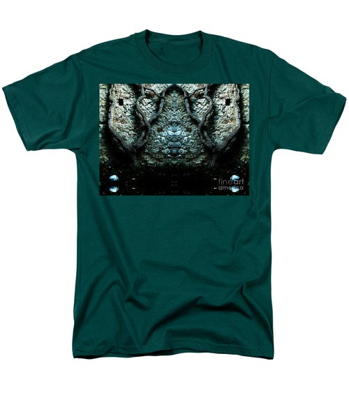 Mirror Mirror On The Wall Men's T-Shirt  (Regular Fit) by Andy Prendy