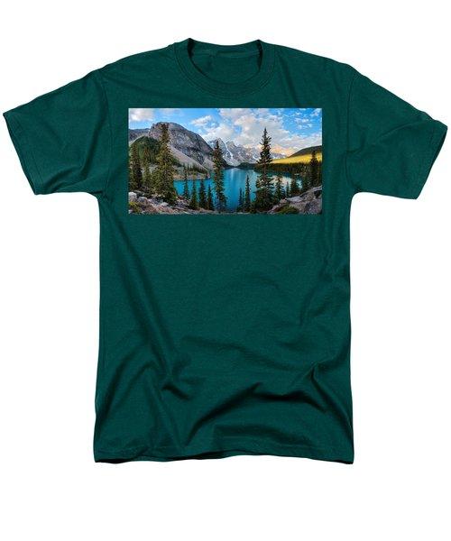 Moraine Men's T-Shirt  (Regular Fit) by David Andersen