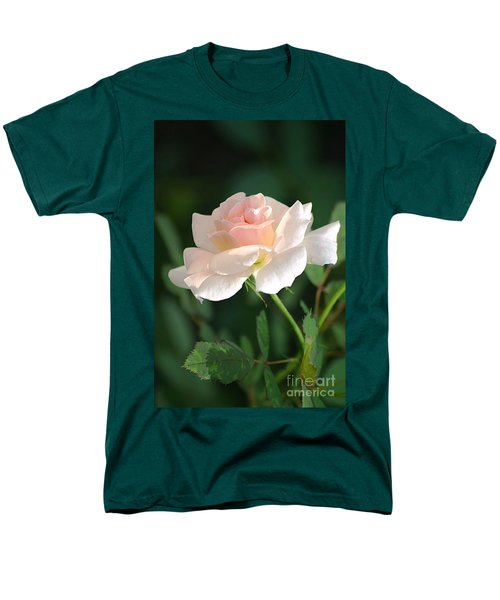 Morning Has Broken Men's T-Shirt  (Regular Fit) by Living Color Photography Lorraine Lynch
