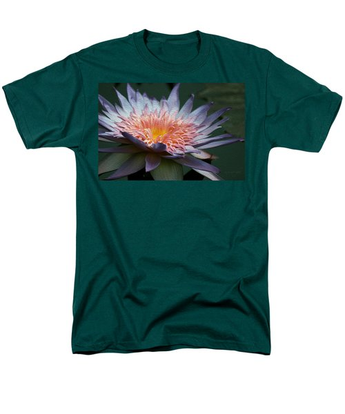 Nature's Baroque Men's T-Shirt  (Regular Fit) by Yvonne Wright