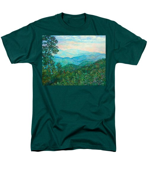 Near Purgatory Men's T-Shirt  (Regular Fit) by Kendall Kessler