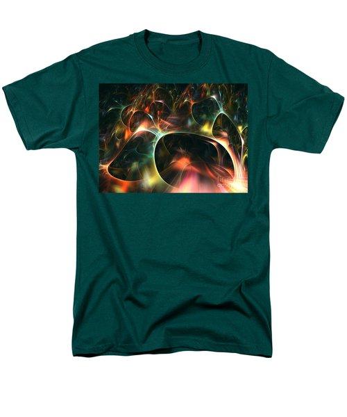Neutrino Men's T-Shirt  (Regular Fit) by Kim Sy Ok