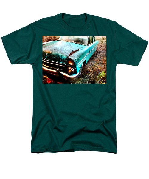 Old Car Men's T-Shirt  (Regular Fit) by Janice Spivey