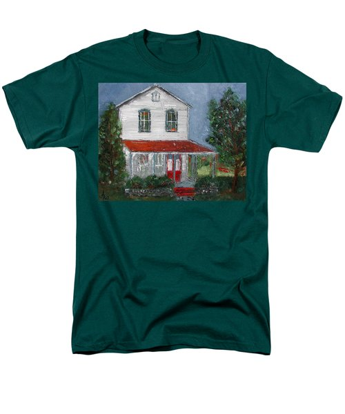 Old Farm House Men's T-Shirt  (Regular Fit)