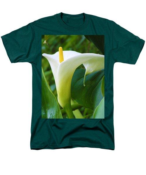 Open Your Heart Men's T-Shirt  (Regular Fit) by Tiffany Erdman
