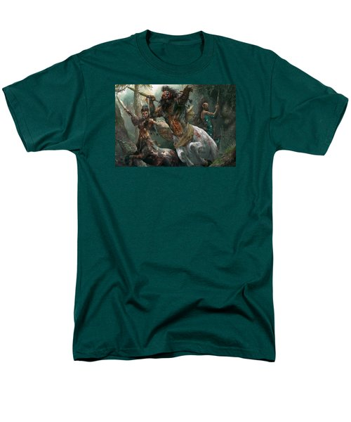 Pheres-band Raiders Men's T-Shirt  (Regular Fit)