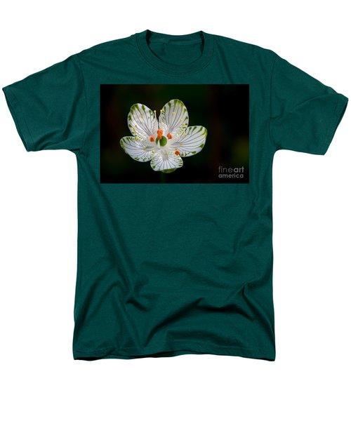 Pocosin Manifest #2 Men's T-Shirt  (Regular Fit) by Paul Rebmann