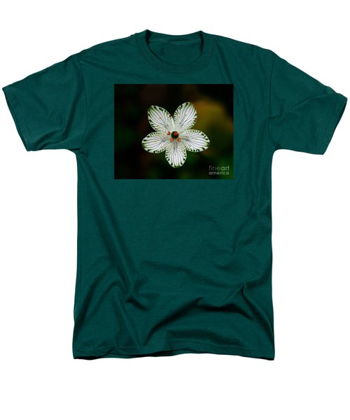 Men's T-Shirt  (Regular Fit) featuring the photograph Pocosin Manifest by Paul Rebmann