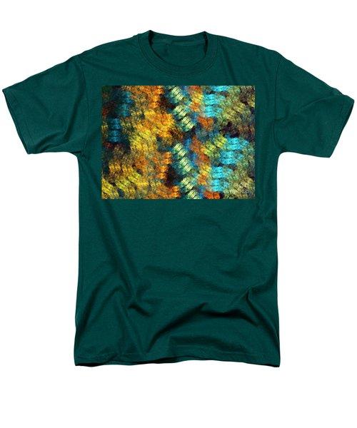 Pollux Men's T-Shirt  (Regular Fit) by Kim Sy Ok