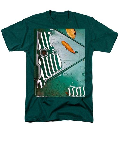 Men's T-Shirt  (Regular Fit) featuring the photograph Rain Reflections by Bill Owen