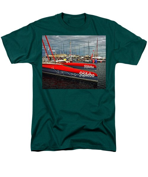 Ready To Race Men's T-Shirt  (Regular Fit) by Elf Evans