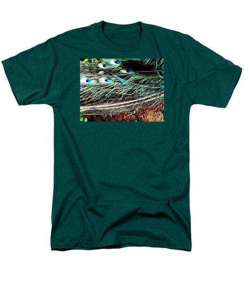 Men's T-Shirt  (Regular Fit) featuring the photograph Realpeack by Vanessa Palomino