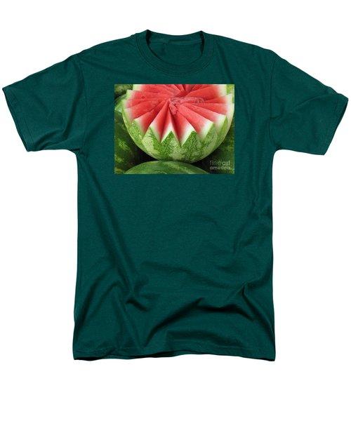 Ripe Watermelon Men's T-Shirt  (Regular Fit)