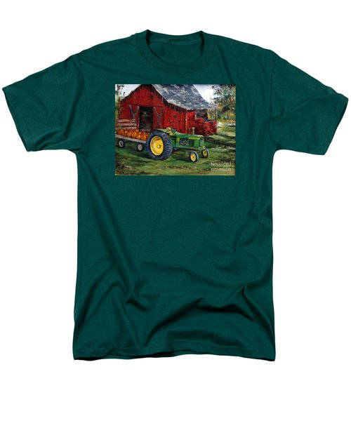 Rob Smith's Tractor Men's T-Shirt  (Regular Fit)