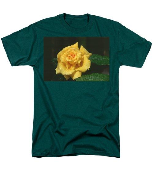 Rose 1 Men's T-Shirt  (Regular Fit)