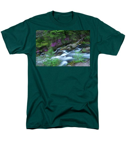 Men's T-Shirt  (Regular Fit) featuring the photograph Ryuzu Ruminations by Jonah  Anderson