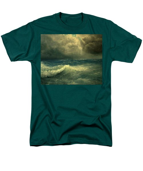 Sea And Sky Men's T-Shirt  (Regular Fit) by Mikhail Savchenko