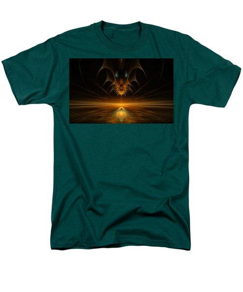 Spirit In The Sky Men's T-Shirt  (Regular Fit) by GJ Blackman
