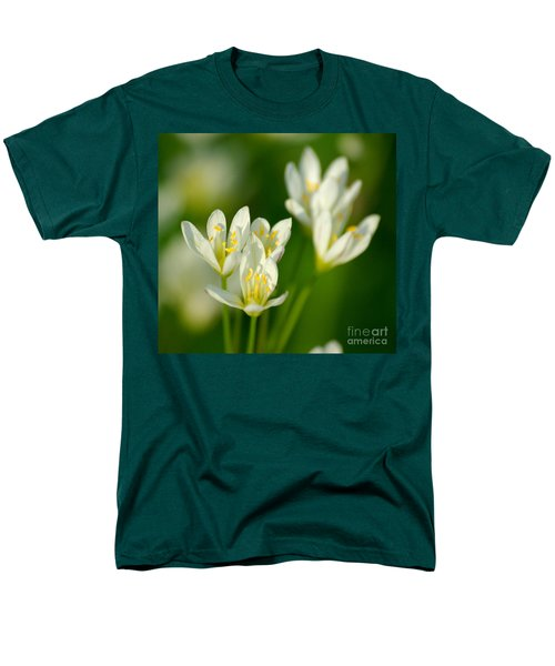 Spring In Miniature Men's T-Shirt  (Regular Fit) by Liz Masoner