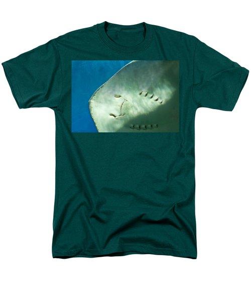 Men's T-Shirt  (Regular Fit) featuring the photograph Stingray Face by Eti Reid