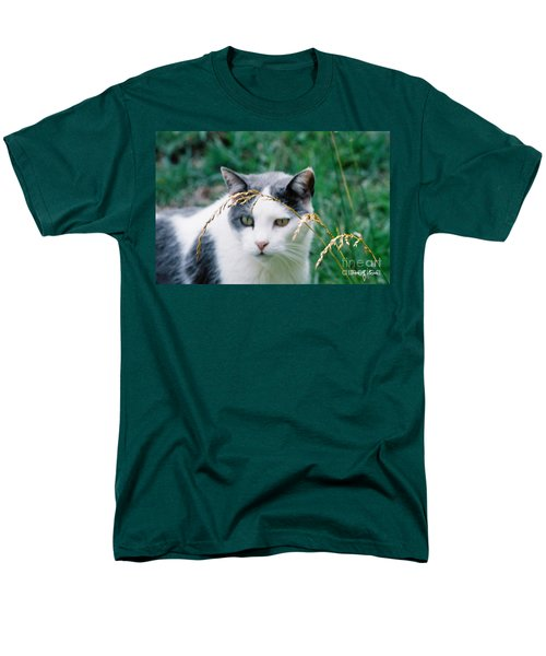 Men's T-Shirt  (Regular Fit) featuring the photograph Summer Stroll by Donna Brown