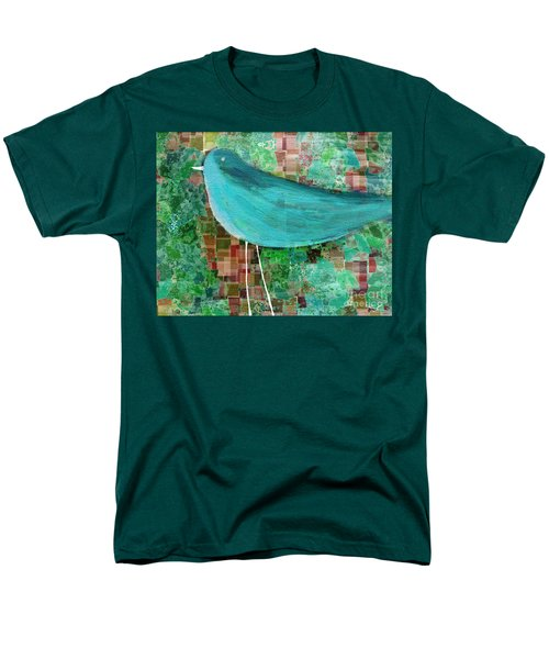 The Bird - 23a1c2 Men's T-Shirt  (Regular Fit) by Variance Collections